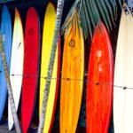 quali sono le dimensioni della tavola da surf di cui ho bisogno