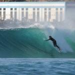 surf camp en Navidad